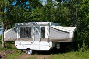 How to Clean Mold Out of a Pop Up Camper