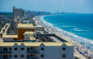 Myrtle Beach Resorts With Water Parks