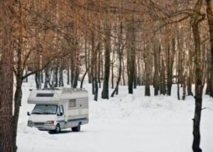 How to Winterize Travel Trailers and Motor Homes