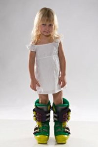 Discount Ski Boots for Kids