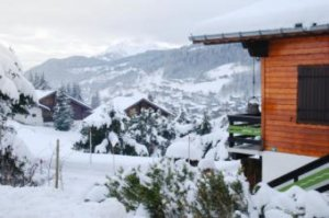 Snow Conditions for Skiing in Avoriaz