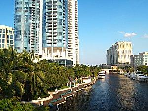 Cruising from Fort Lauderdale