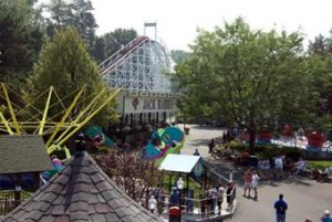 Visiting Seabreeze Theme Park in Rochester, New York