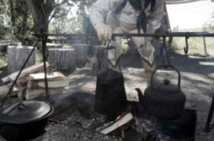 Cowboy Outdoor Cooking: History, Equipment and the Basics