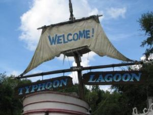 The Attractions at Typhoon Lagoon Water Park