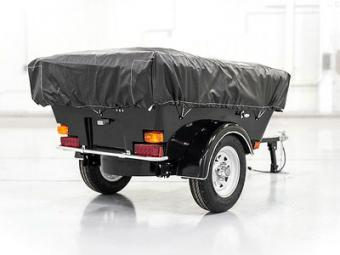 Motorcycle Camping Trailers: 4 Options to Consider